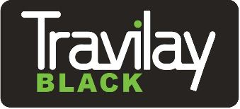 TRAVILay Black