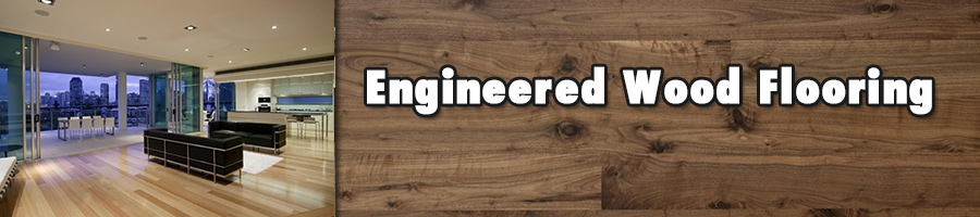 Engineered Wood Flooring Ranges