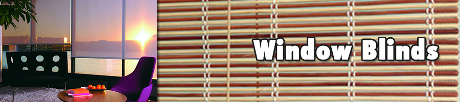 Window Blind Suppliers and Installers